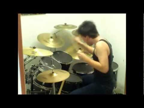 Labyrinth - Drum Cover - Ready, Set, Fall