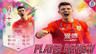 93 SUMMER HEAT POPE PLAYER REVIEW! - GAMEPLAY OBJECTIVE - FIFA 20 ULTIMATE TEAM
