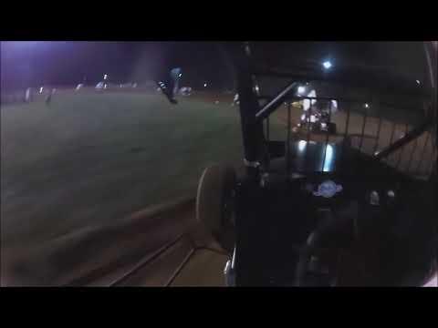 Indiana Racesaver Sprint Cars Bloomington Speedway Leon Gentry Classic 8 18 17