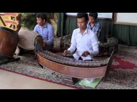 Cambodge - musique traditionnelle
