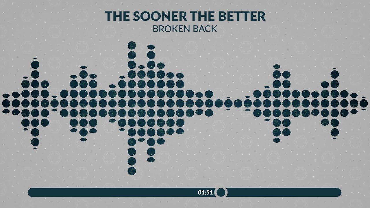 hight resolution of broken back the sooner the better