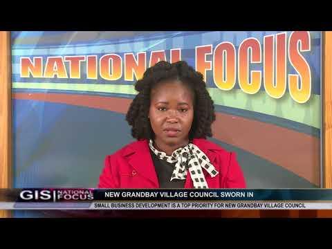 National Focus for September 12, 2017 with Prisca Julien