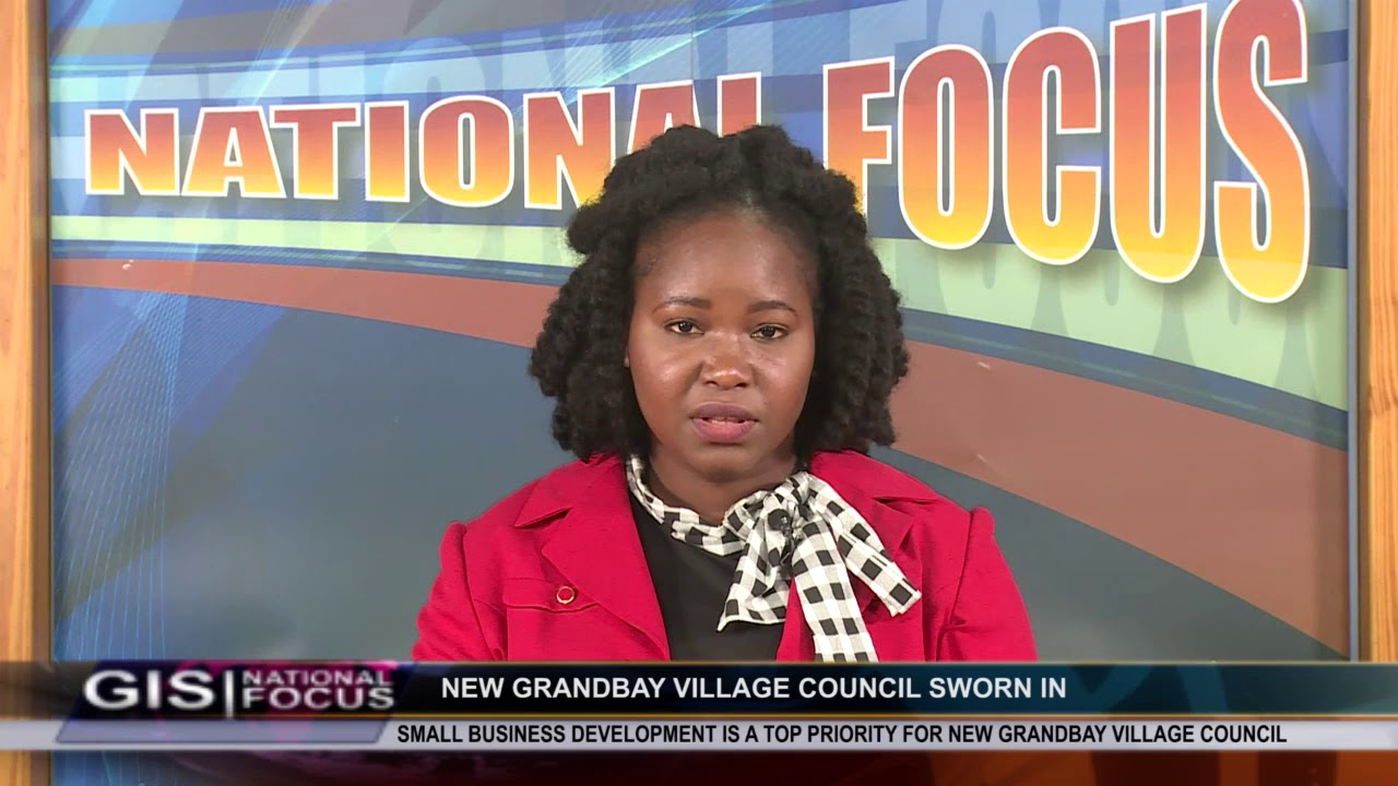 National Focus for September 12, 2017 with Prisca Julien - Dauer: 20 Minuten