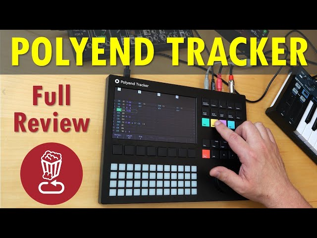 Polyend Tracker // Review and Full Tutorial from Sample to Song