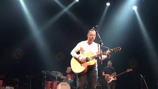 James Morrison - Slowly - Olympia Theatre Dublin - 4/4/2019