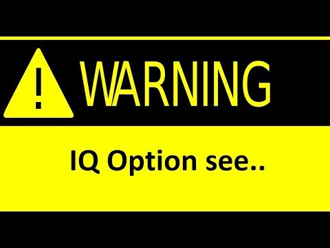 Binary option warnings