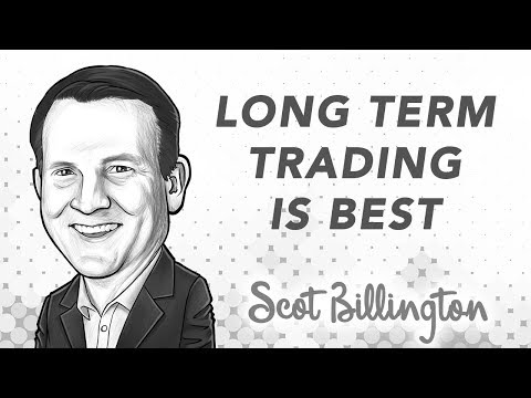 Why a Long Term Trading System is Best  | with Scot Billington