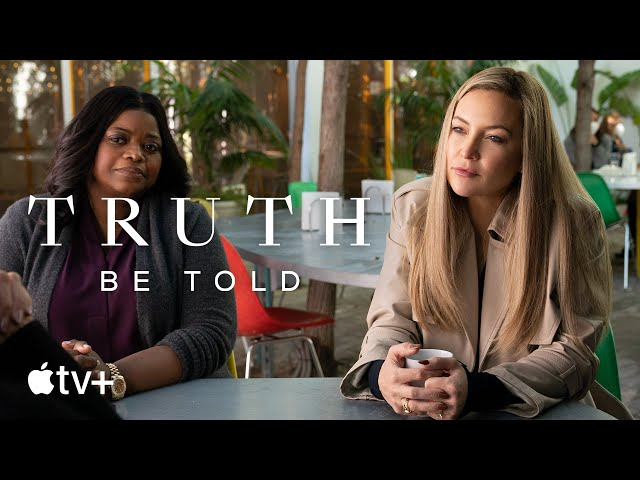 Truth Be Told - Season 2 Official Trailer | Apple TV+