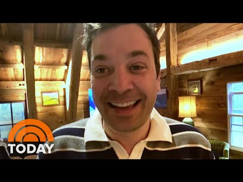 Jimmy Fallon Talks About Producing 'Tonight Show' From Home | TODAY