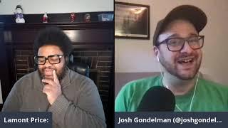 The Lamont Xperience featuring Josh Gondelman