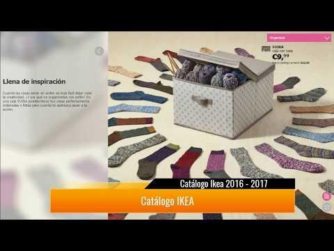 ¡Atención al Catálogo Ikea 2017!