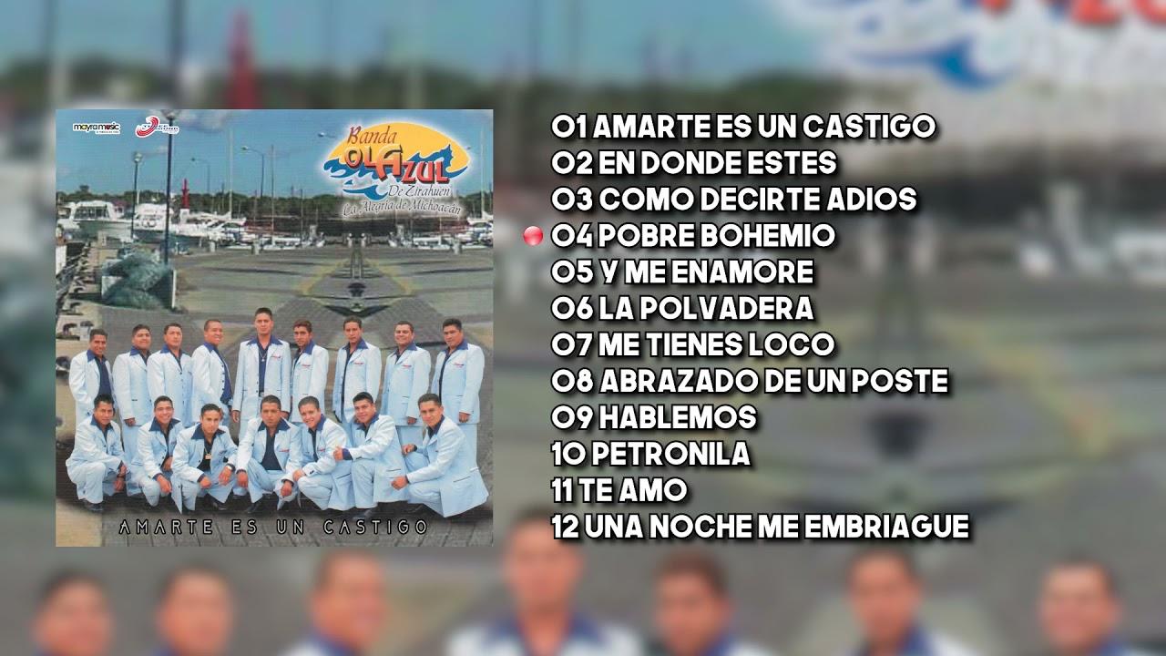 Banda Ola Azul - Amarte Es Un Castigo (Album Completo)(2021) ✔️
