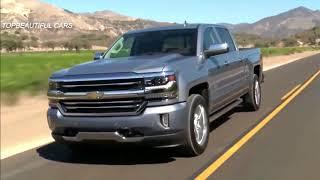 2018 Chevrolet Silverado High Country Test Drive Review Exterior Interior