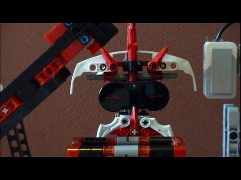 MindCub3r featuring LEGO® MINDSTORMS® EV3