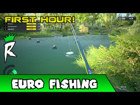 Full download euro fishing xbox one first impressions for Xbox one fishing games