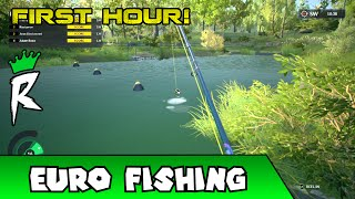 Let's Play - Dovetail Games: Euro Fishing [First Hour]