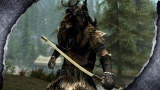 ▶Skyrim Remastered: Kyne's Warrior Armor ♦️MOD SHOWCASE♦️ | Killerkev ✔️
