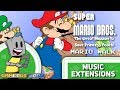 watch he video of SMB: The Great Mission to Save Princess Peach! - Mario Walk (Extended)