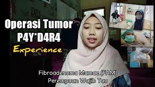 Kondisi Cut Memey Pasca Operasi Tumor.
