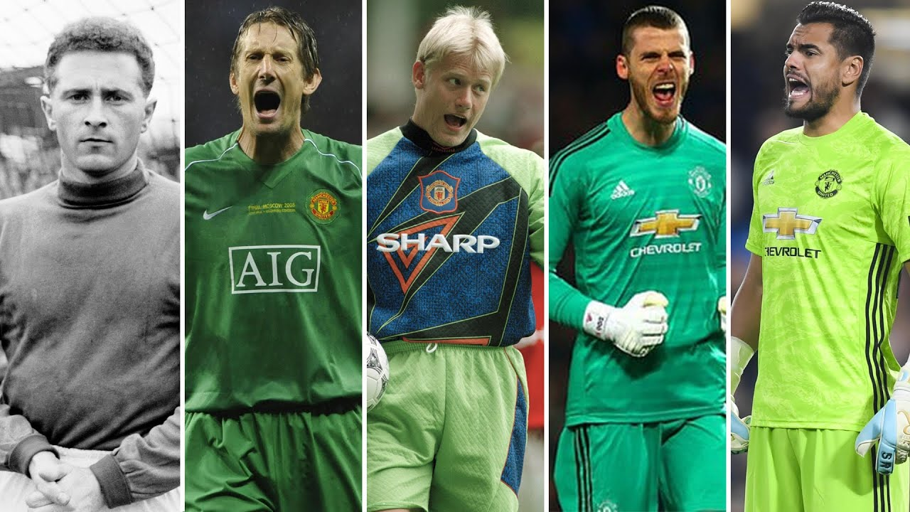 10 Greatest Manchester United Goalkeepers In History Youtube