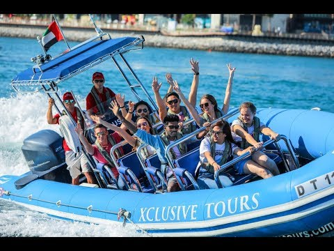 The Best Boat Tour You MUST TRY when in DUBAI