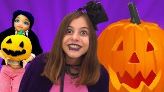 Видео для девочек про Хэллоуин - все игры подряд
