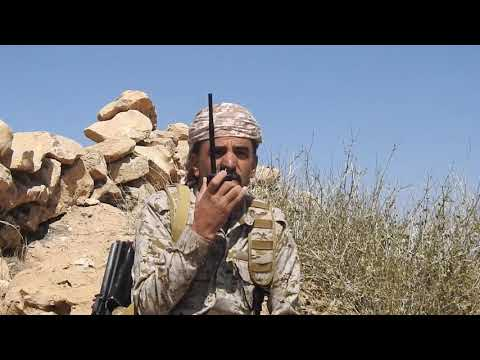 من جبهة نهم.. قائد المنطقة العسكرية السابعة يبشر بالنصر