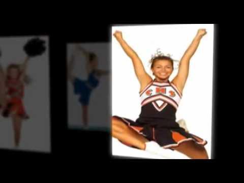 Cheerleading Uniforms - Design Your Own.