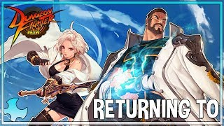 Returning to Dungeon Fighter Online | The Worlds Most Popular MMORPG (2017 Gameplay)