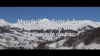 Le Cantal Mandailles en hiver (2016)