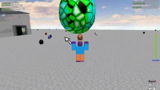 Roblox Egg Hunt 2010 - Zeno Egg