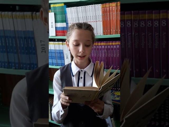 Изображение предпросмотра прочтения – ЕвгенияГончарова читает произведение «Мир держится на добрых людях» А.Д.Дементьевa