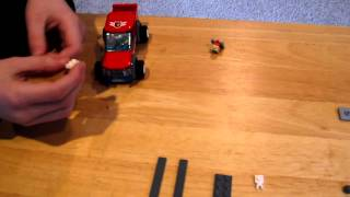 How to Make a Lego Front Snow Plow