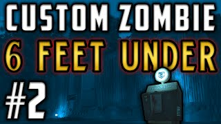 SAL IL CORROTTO - 6 Feet Under w/Coscino, Gio & Paid #2 (Call of Duty Zombies) ITA