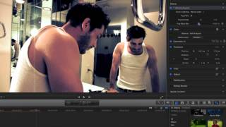 Make your video look like Minority Report with this FCP X filter