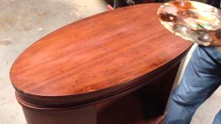 How-to Touch-up A Scratch On A Dining Room Table
