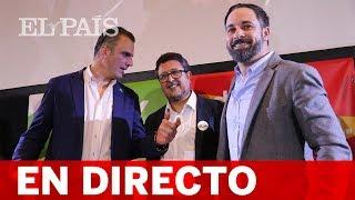DIRECTO VOX: Rueda de prensa de Santiago ABASCAL tras las ELECCIONES ANDALUZAS