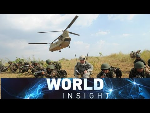 World Insight— US-Philippines military drill; China housing market 10/11/2016