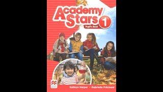 Academy Stars 1 Pupil's Book. Зразки сторінок.