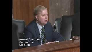 Graham Questions Secretary Carter and General Dunford