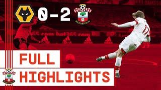FULL HIGHLIGHTS: Wolverhampton Wanderers 0-2 Southampton | Emirates FA Cup