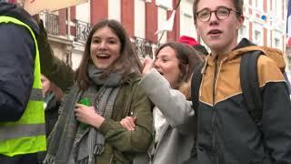 Marche pour le climat Lille du 16 mars 2019