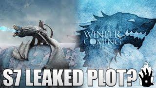 Game of Thrones: Season 7 Plot LEAKS? (Spoilers)