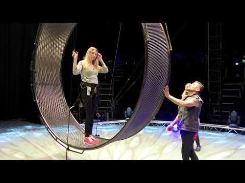 Gong 97.1  | Sabrina, kannst du eigentlich...das Todesrad bezwingen??