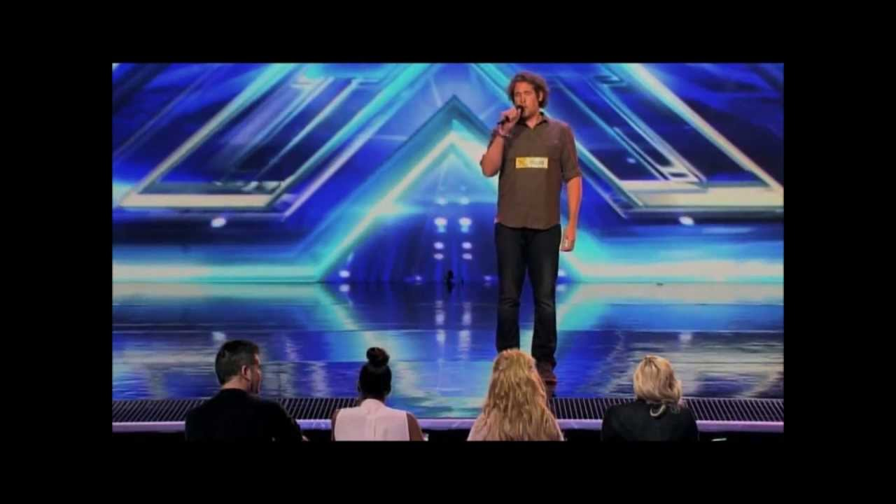 The X Factor USA   Jeff Brinkman You Are So Beautiful ...