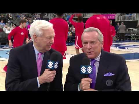 NCAA on CBS intro CBS Sports Classic 2016 OHS vs UCLA