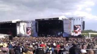 Megadeth, peace sells... live at download 2010