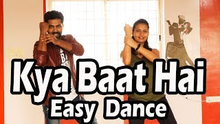 KYA BAAT HAI SONG || DANCE VIDEO || Choreography Gabriel prabhu Easy DAnce