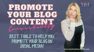 Фото Best Social Media Tools To Promote Your Blog - Blogging Tips For Network Marketers