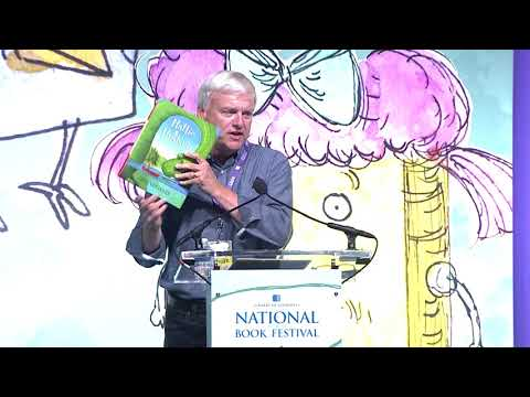 Chris Van Dusen: 2017 National Book Festival